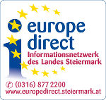 "Die steirische ""europe direct"" Informationsstelle in prominentester Lage"