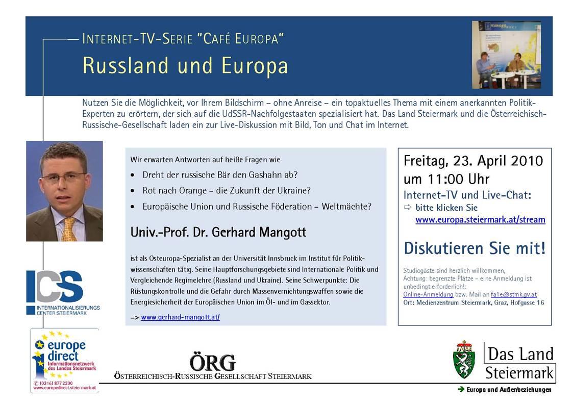 Österreich-russische gesellschaft graz
