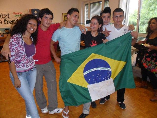 Lateinamerikanerin kennenlernen