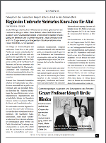 Steiermark Report August/September 2001 ©